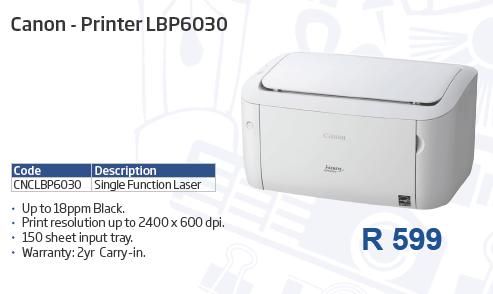 Canon_-_Printer_LBP6030