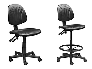 Operators and Draughtsman Industrial Chair