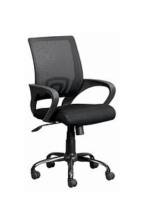 stylish black designer chair