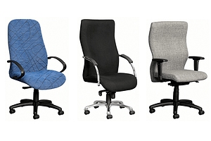 3 Heavy Duty Chairs