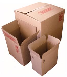 PACKAGING CARTONS No. 3 250 x 150 x 250mm