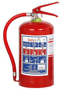 SAFEQUIP - FIRE EXTINGUISHER 4.5kg