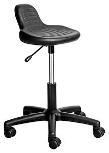 Polyurethane work stool